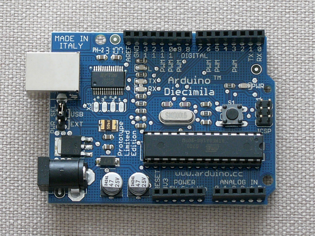 Arduino workshops in march hsb